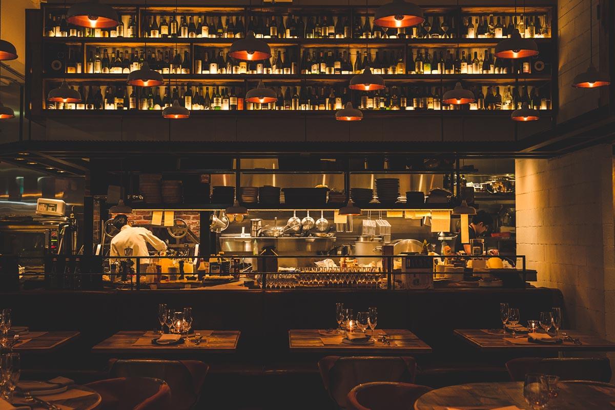 恵比寿の薪火グリルレストラン|L'IGNIS (リグニス)  EBISU)